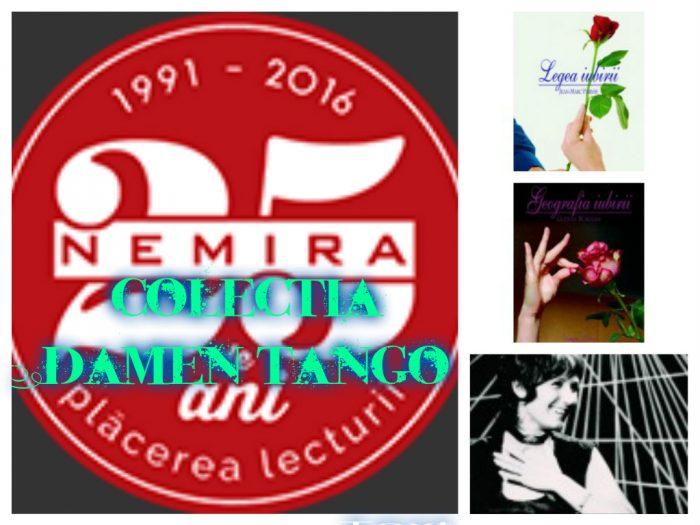 Colectia Damen Tango-Editura Nemira