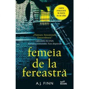 Femeia de la fereastră deA.J. Finn