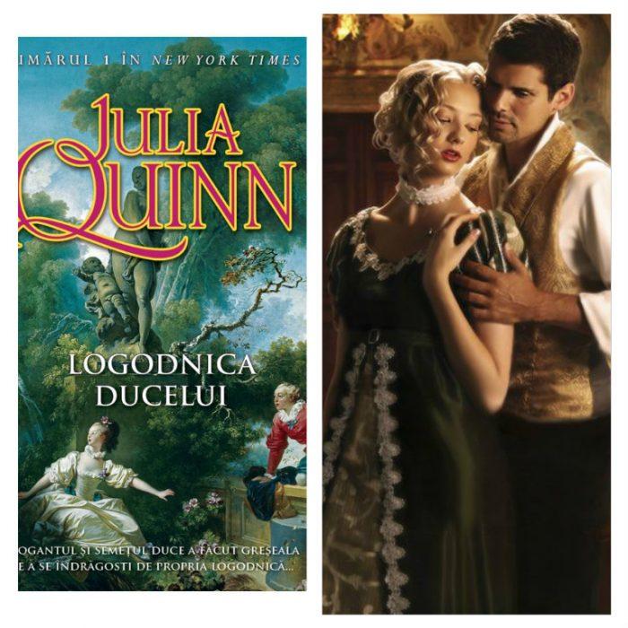 Logodnica ducelui de Julia Quinn