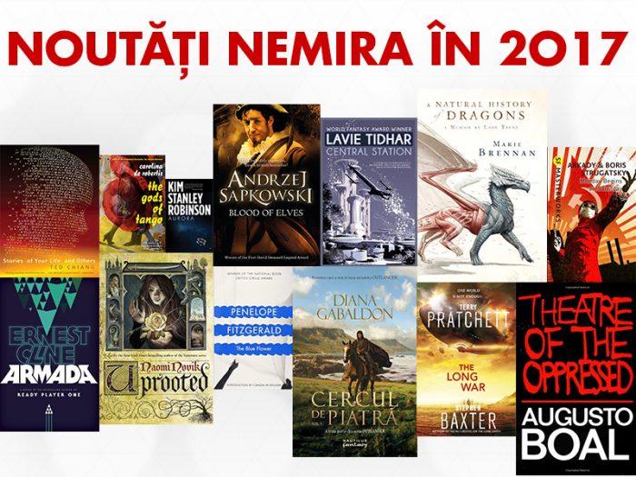 Cărţi în pregătire la Editura Nemira