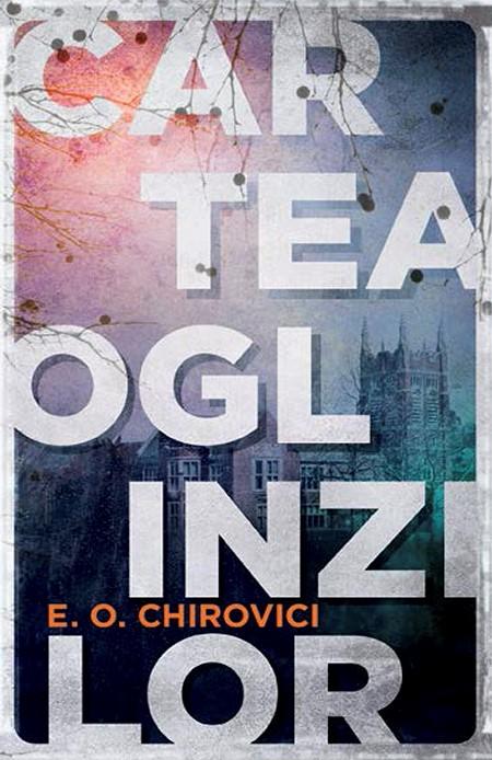 Cartea oglinzilor de Eugen Ovidiu Chirovici