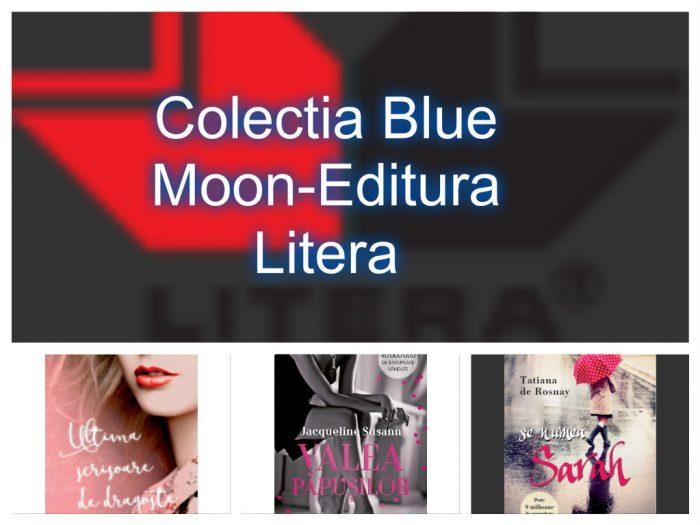 Colectia Blue Moon-Editura Litera