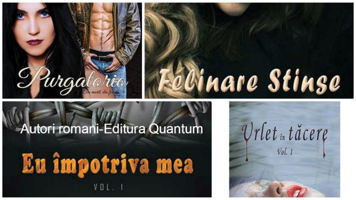 Autori români - Editura Quantum