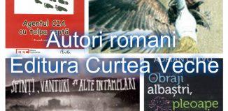 Listă autori români Editura Curtea Veche
