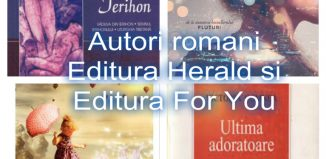 Lista autori romani Editura Herald - Editura For You
