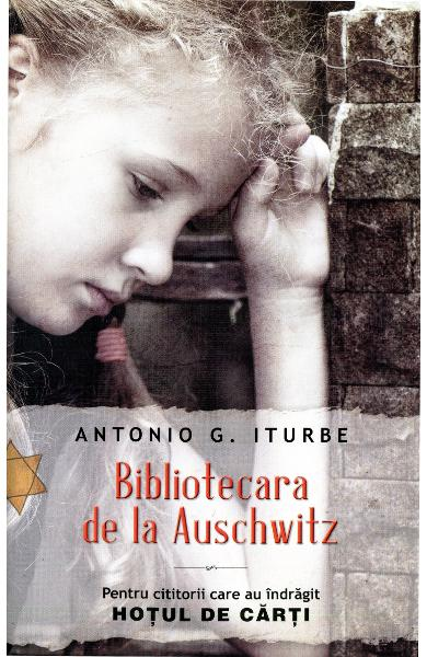Bibliotecara de la Auschwitz de Antonio G. Iturbe