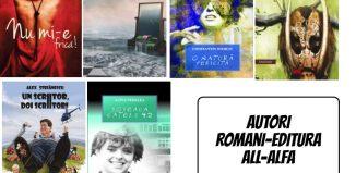 Listă autori români - Editura All Allfa