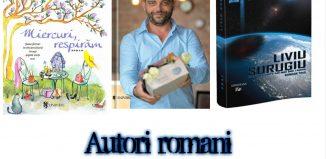Listă autori români Editura Univers