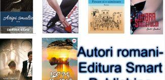 Lista autori romani - Editura Smart Publishing