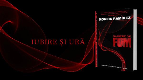 Abur alb - Bariere de fum - Seria Alina Marinescu - Monica Ramirez