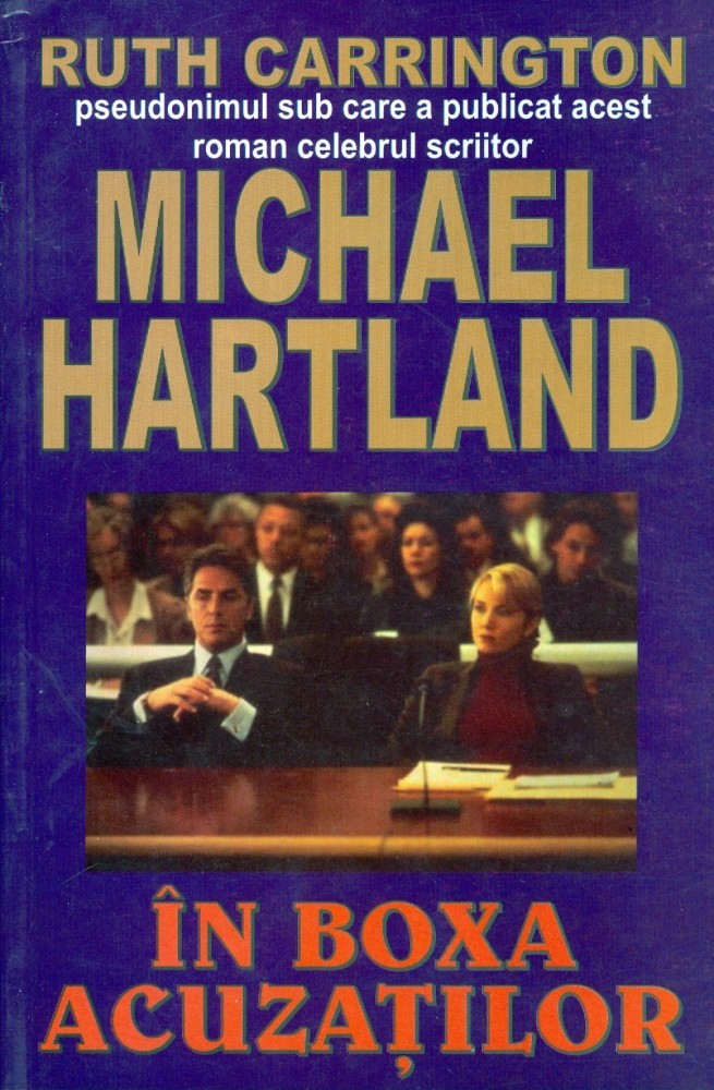 În boxa acuzaţilor - Michael Hartland