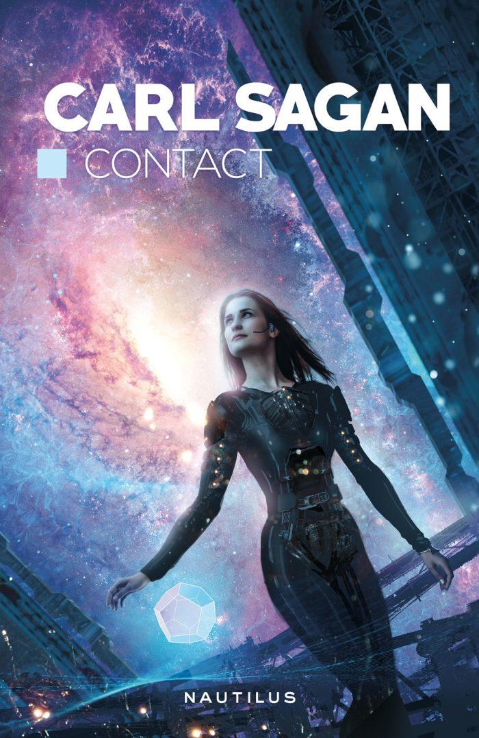 Contact - CARL SAGAN - Editura Nemira - prezentare