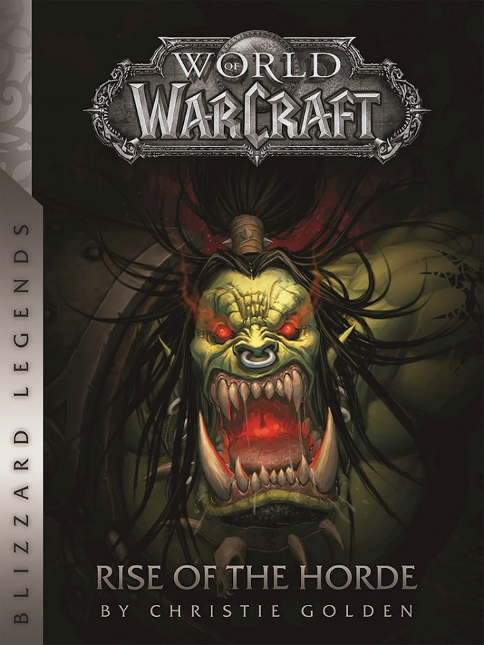 Rise of the Horde (Romane Warcraft nr. 1) - Christie Golden - prezentare
