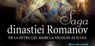Saga dinastiei Romanov - Jean des Cars - recenzie