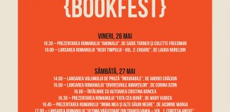 Evenimentele editurii Herg Benet în cadrul Salonului Internațional de carte