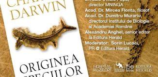 Originea speciilor - Charles Darwin – cartea care a schimbat lumea