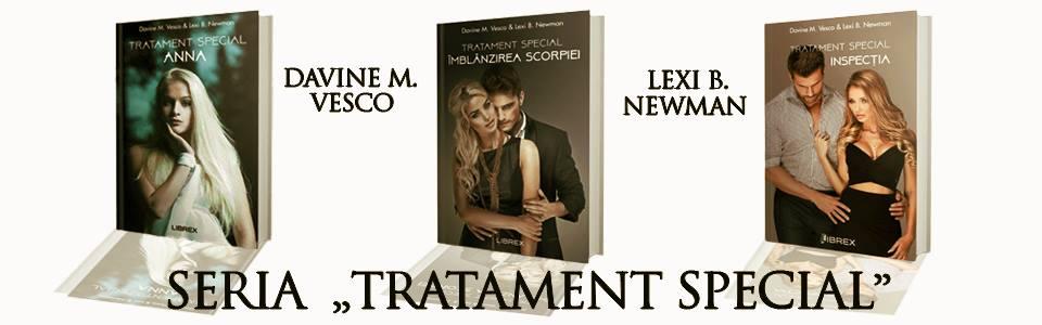 Tratament special - Inspecţia de Davine M. Vesco & Lexi B. Newman