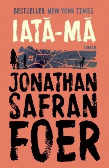 Iată-mă - Jonathan Safran Foer - prezentare