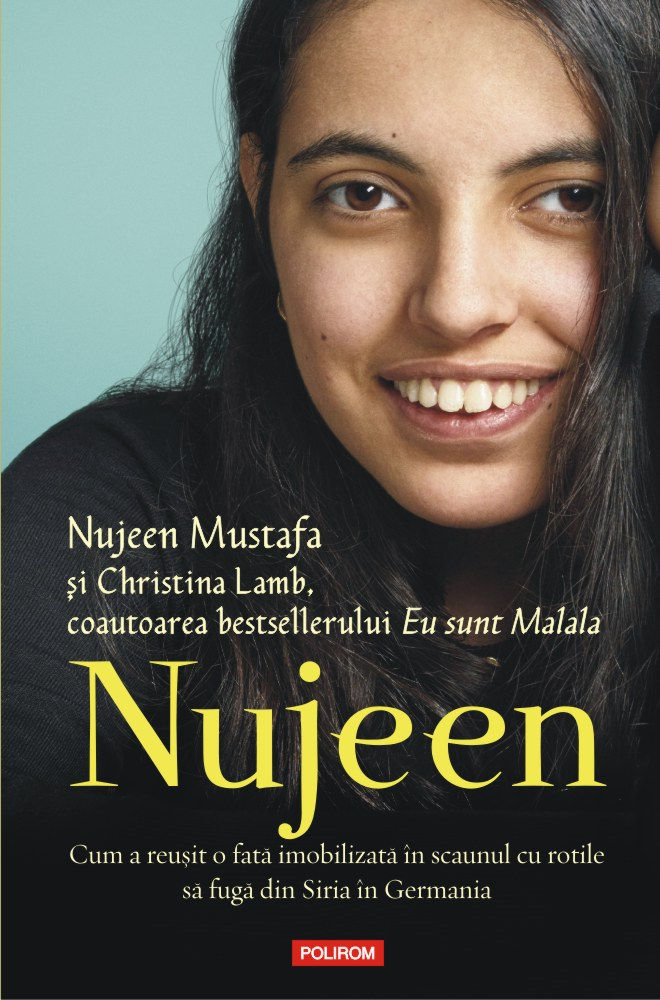 Nujeen - Cum a reuşit o fată imobilizată în scaunul cu rotile să fugă din Siria în Germania