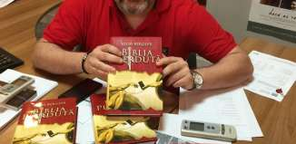 Interviu cu autorul Bergler Igor - cel mai bine vândut scriitor în România în ultimii 20 de ani