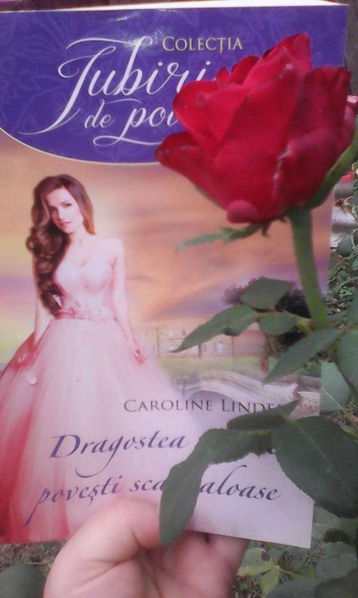 Dragoste şi alte poveşti scandaloase de Caroline Linden