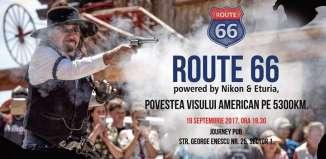 Vino să afli povestea nikonistilor pe cel mai celebru drum din lume - Route 66!