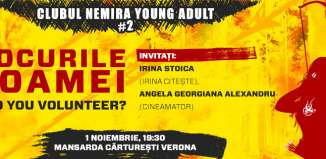 Clubul Nemira Young Adult #2 - Do you volunteer?