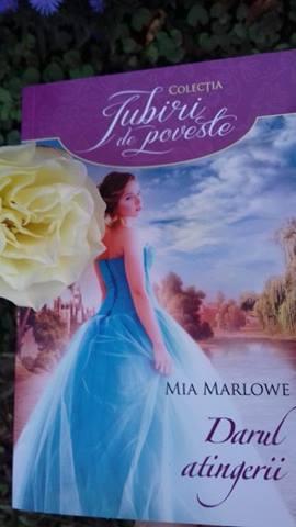 Darul atingerii - Mia Marlowe - Editura Alma/Litera - recenzie carte