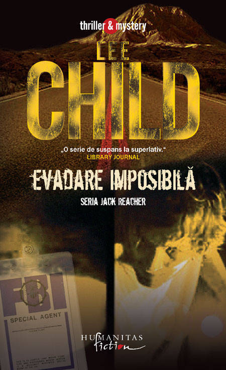 Evadare imposibilă de Lee Child