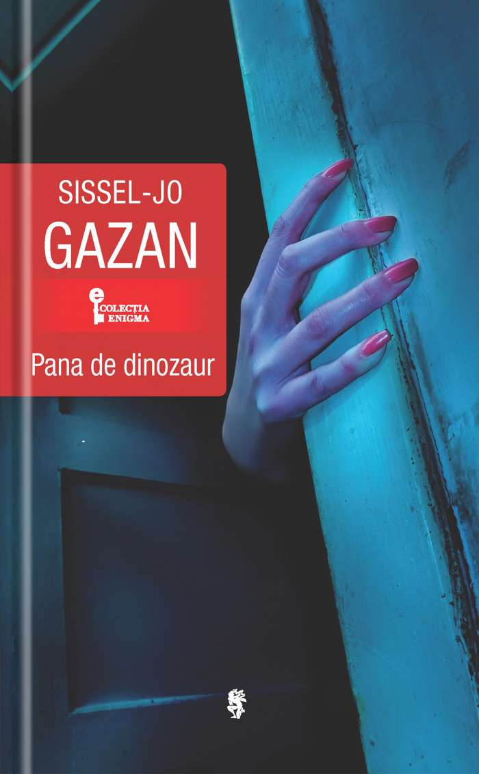 Pană de dinozaur deSissel - Jo Gazan