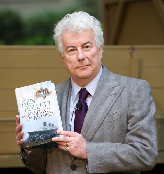 Listă cărţi scrise de Ken Follett