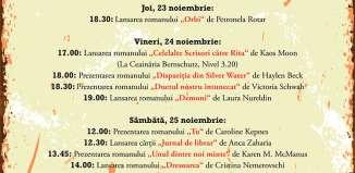 Editura Herg Benet la Gaudeamus 2017