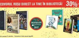 Topul vânzărilor Grupului Editorial ALLla Târgul Internațional Gaudeamus 2017