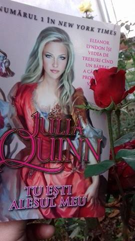 Tu esti alesul meu Julia Quinn-Editura Miron