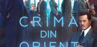 Crima din Orient Express deAgatha Christie