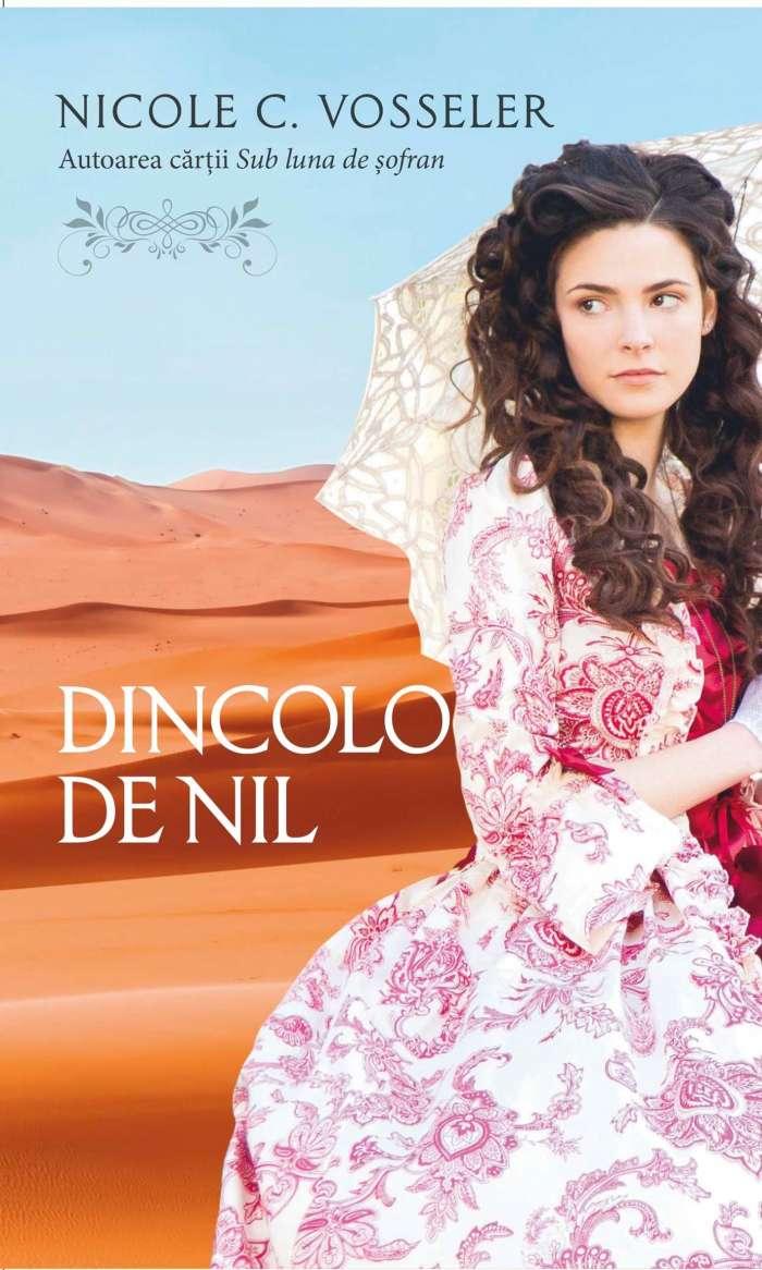 Dincolo de Nil de Nicole C. Vosseler-Editura Rao
