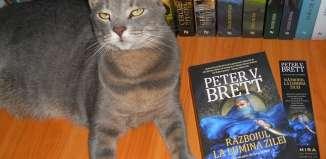 Războiul la lumina zilei de Peter V. Brett