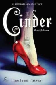 Cinder -Marissa Meyer -(vol. 1)SeriaCronicile lunare