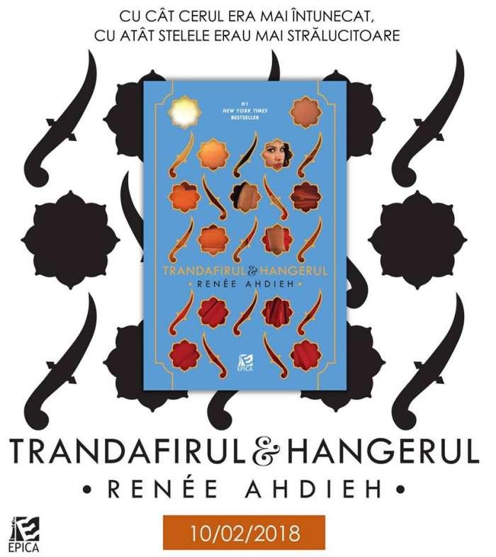 Trandafirul și hangerul de Renee Ahdieh-prezentare