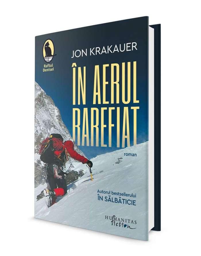 În aerul rarefiat de Jon Krakauer
