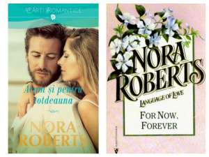 Acum și pentru totdeauna - For Now, Forever - Editura Litera