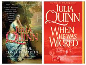 Seria Bridgerton de Julia Quinn - povești savuroase și temperamente