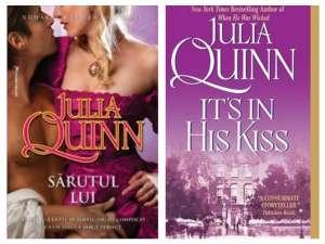Seria Bridgerton de Julia Quinn - povești savuroase și temperamente vulcanice