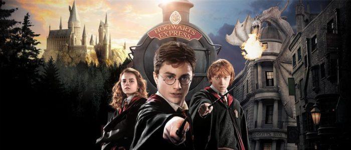 Seria Harry Potter de J.K. Rowling