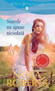Soarele nu apune niciodată - Nora Roberts - 7 cărți cu final neașteptat