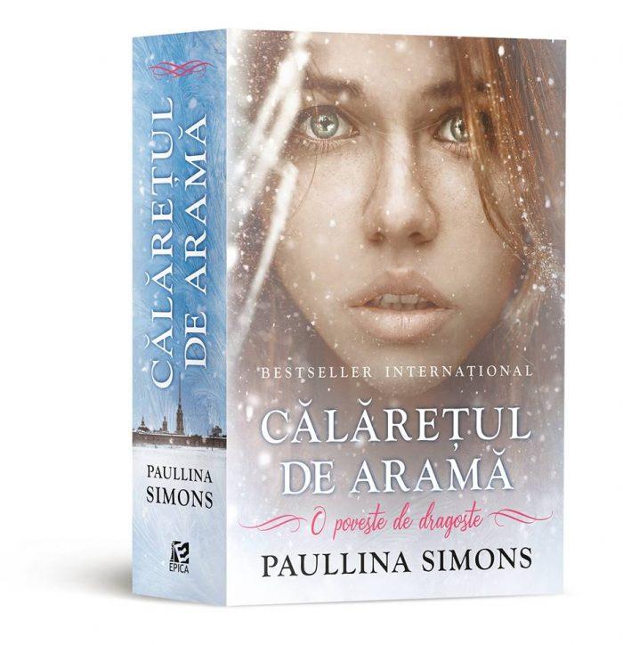 Călăreţul de aramă de Paullina Simons-Editura Epica-recenzie