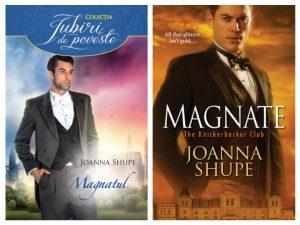 Magnatul de Joanna Shupe