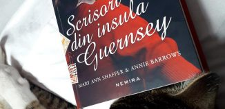 Scrisori din Insula Guernsey de Mary Ann Shaffer & Anne Barrows-Nemira