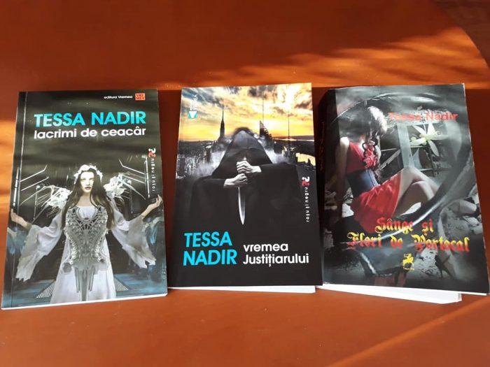 Vremea Justiţiarului de Tessa Nadir