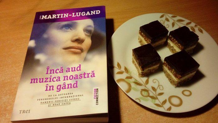 Încă aud muzica noastră în gând de Agnès Martin-Lugand-Editura Trei